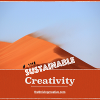 Sustainable creativity