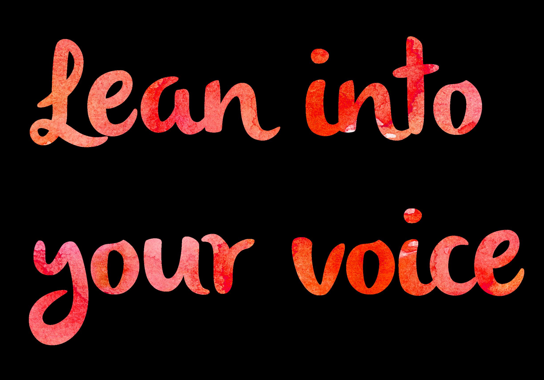 Voice Course