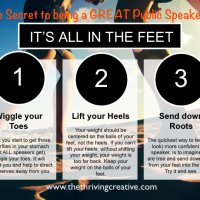The Secret to Being an Effective Communicator? (It's all in the feet).