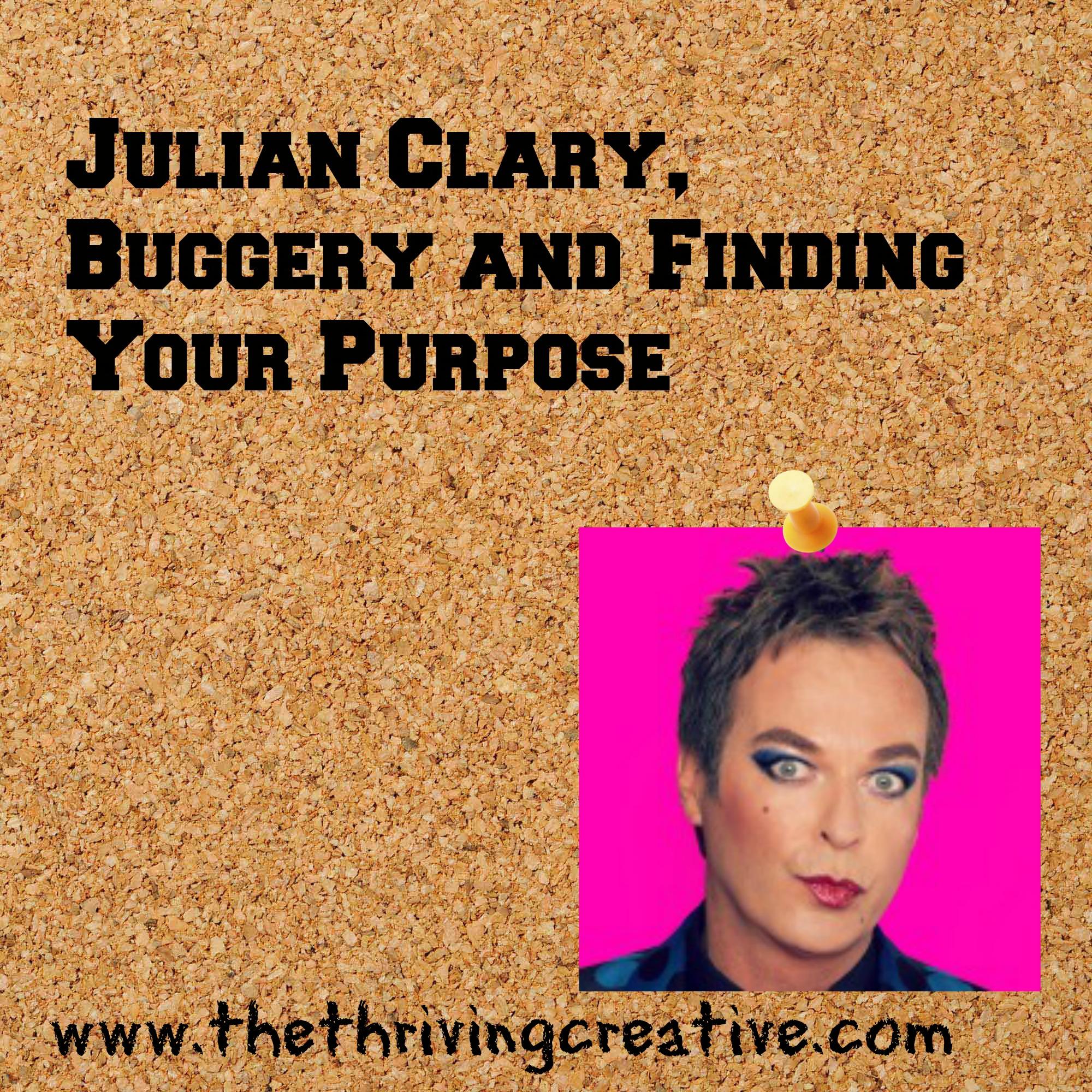 Julian Clary Blog Post