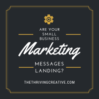 Are your small business marketing messages landing?