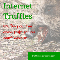 Internet Truffles – Week One