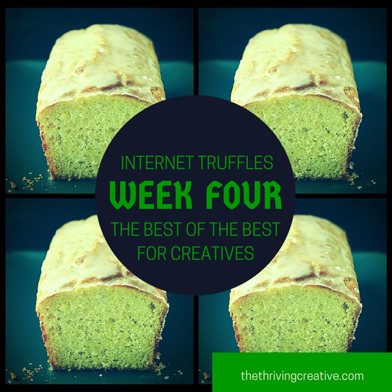 Internet Truffles Week 4