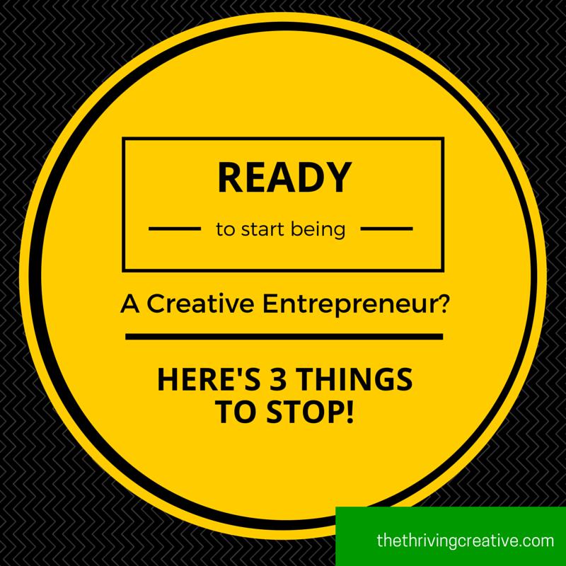 best way to start creative writing