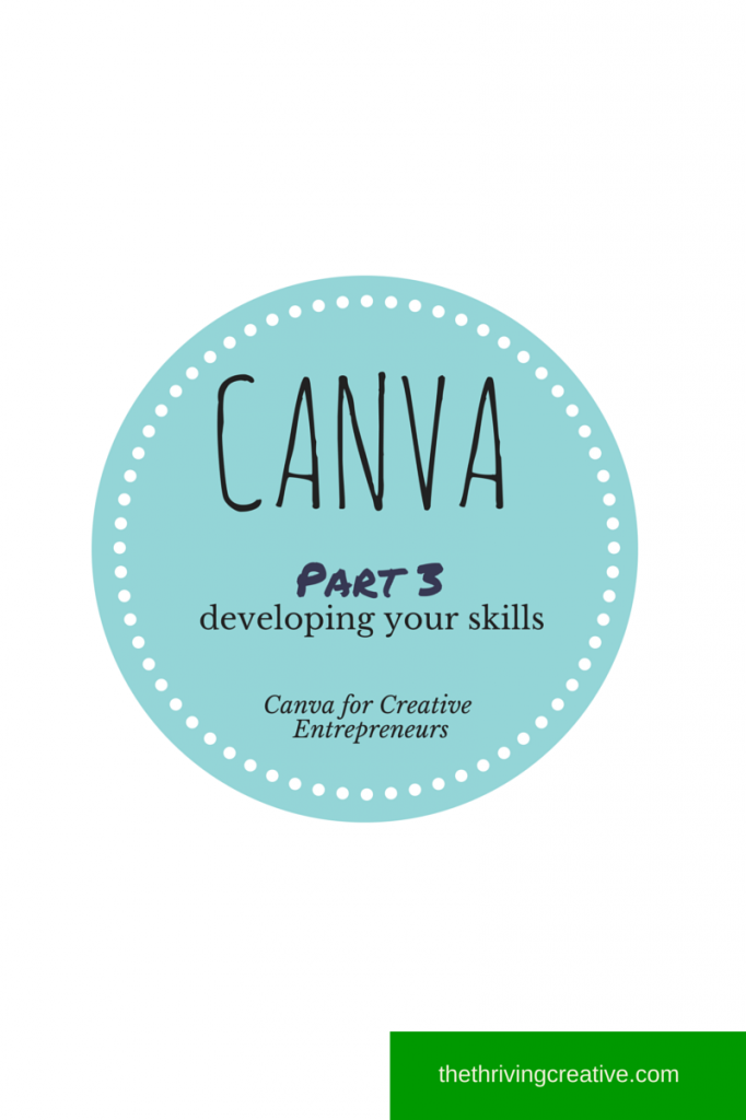 Part 3 developing your skills