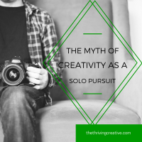 The Myth of Creativity as a Solo Pursuit
