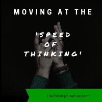Moving At 'The Speed Of Thinking'